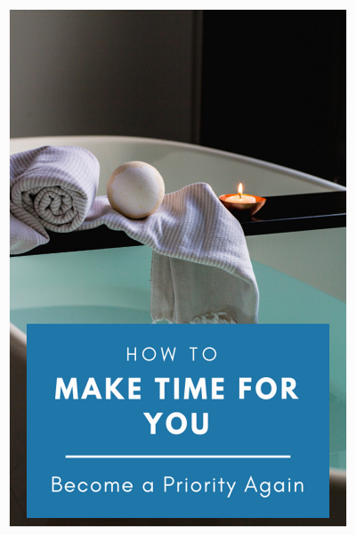 How to Really Make Time For You