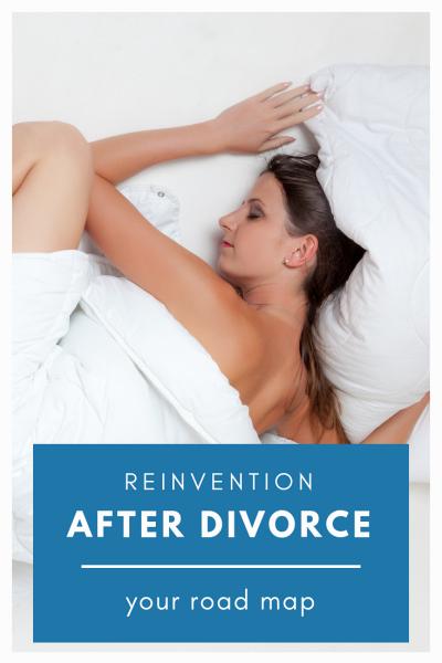 reinvention after divorce