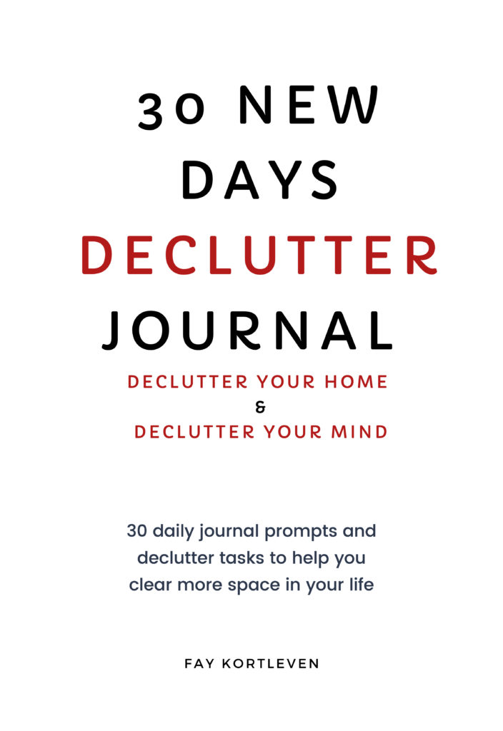 what to declutter