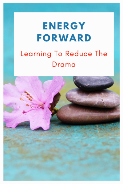 Energy Forward – Learning to Reduce the Drama