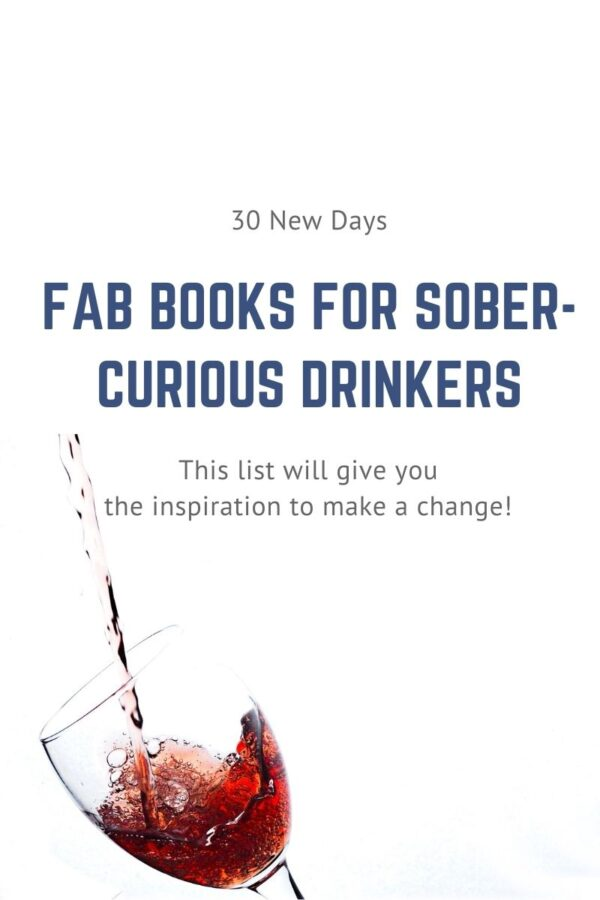 Fab Books For Sober Curious Drinkers